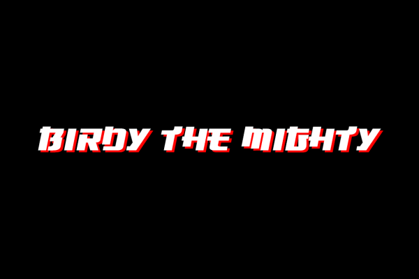 birdy the mighty